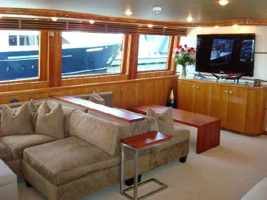 Monte Fino Flybridge 2001 Flybridge Boats for Sale