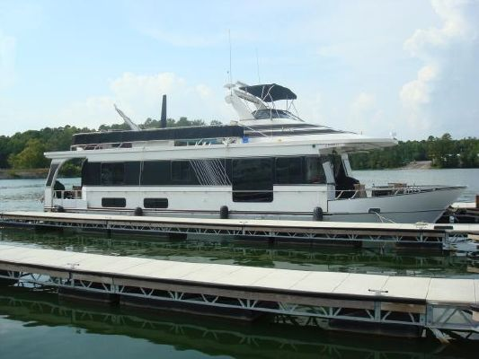 Boats for Sale & Yachts Monticello River Yacht 16 x 60 Widebody 2001 All Boats