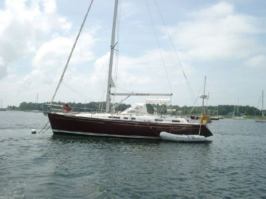 Boats for Sale & Yachts Moody 42 Center Cockpit 2001 All Boats