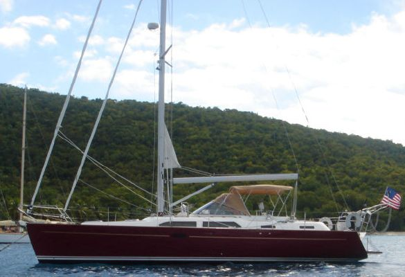 Moody 46 Center Cockpit Cutter 2001 Sailboats for Sale