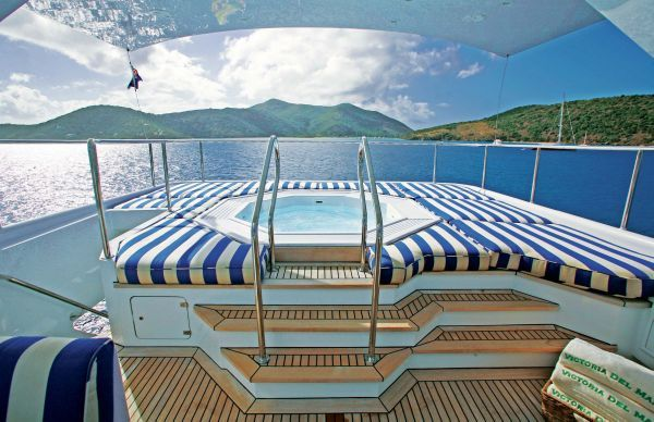 Moonen 120 Victoria del Mar 2001 All Boats