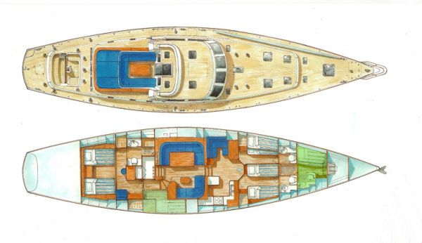 Nauta Franchini Nauta76 2001 All Boats