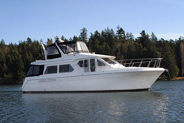 Navigator 4800 CLASSIC 2001 All Boats