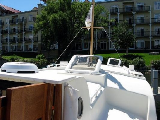2001 Nimble Nomad Trawler Tropical w/ TRAILER - Boats Yachts for sale