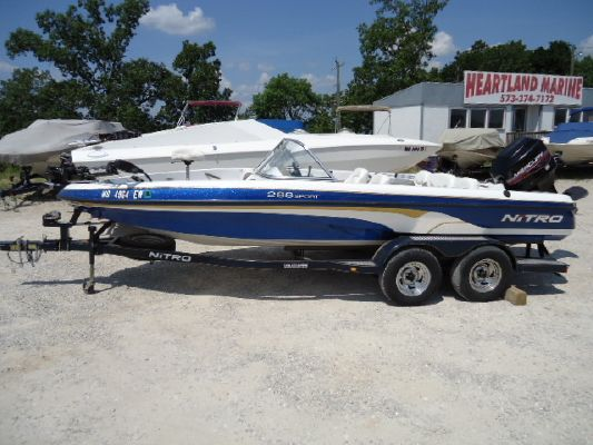 2001 Nitro 288 Sport Boats Yachts For Sale