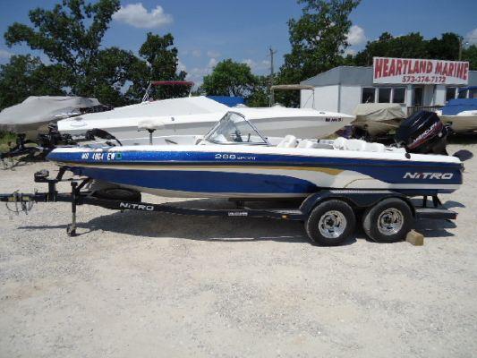 Nitro 288 Sport 2001 Nitro Boats for Sale