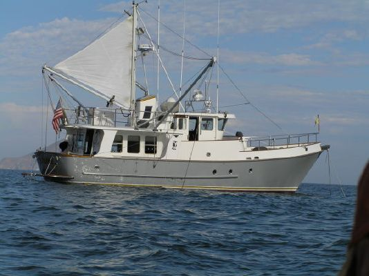 Nordhavn 46 Owner Stateroom Fwd. 2001 Fishing Boats for Sale