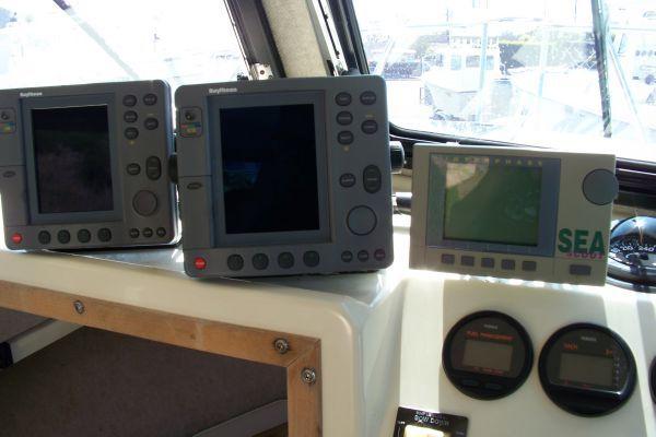 Boats for Sale & Yachts Parker 2520 Deep Vee Sport Cabin 2001 Motor Boats