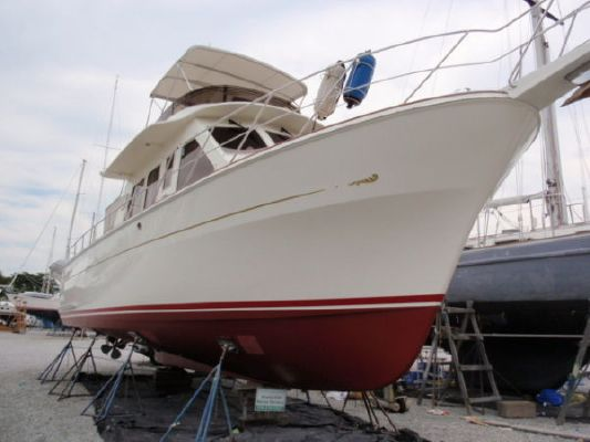 President Classic 42 Trawler  REDUCED 2001 Trawler Boats for Sale