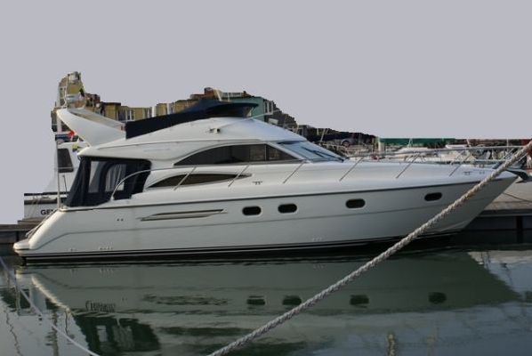 2001 princess 45 fly  1 2001 Princess 45 Fly