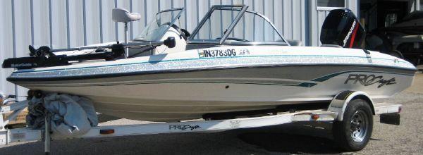 2001 procraft 180 combo fish ski  1 2001 ProCraft 180 combo fish & ski