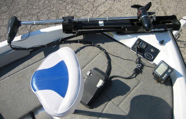 2001 procraft 180 combo fish ski  12 2001 ProCraft 180 combo fish & ski