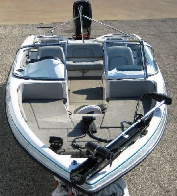 2001 procraft 180 combo fish ski  13 2001 ProCraft 180 combo fish & ski