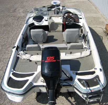 2001 procraft 180 combo fish ski  4 2001 ProCraft 180 combo fish & ski