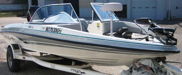 2001 procraft 180 combo fish ski  7 2001 ProCraft 180 combo fish & ski