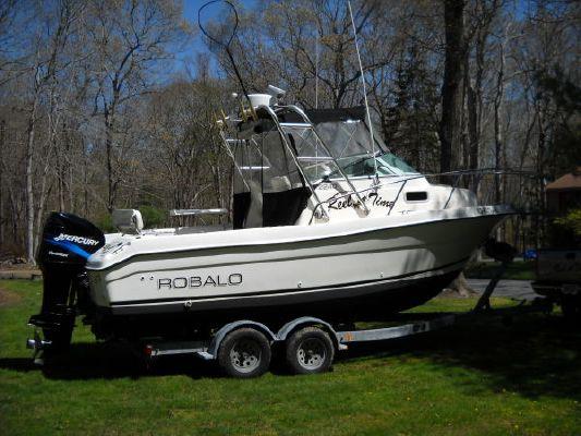 Robalo 2240 Walk Around 2001 Robalo Boats for Sale