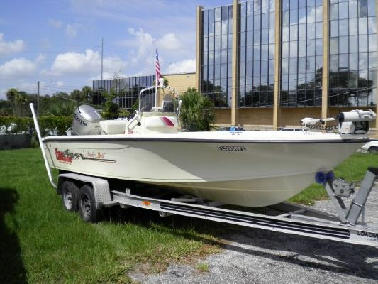 Sea Chaser 220 Bay Runner 2001 Skiff Boats for Sale