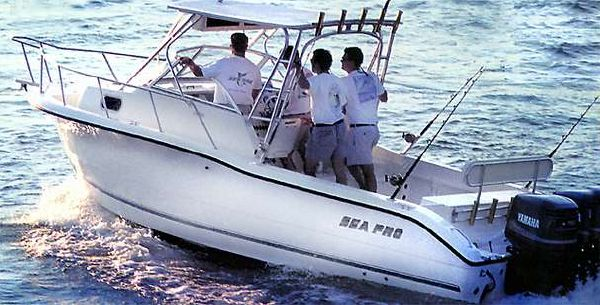 Sea Pro Pro 255WA 2001 All Boats