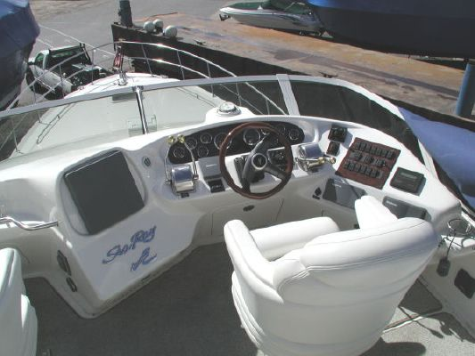 Sea Ray 400 Sedan Bridge 2001 Sea Ray Boats for Sale