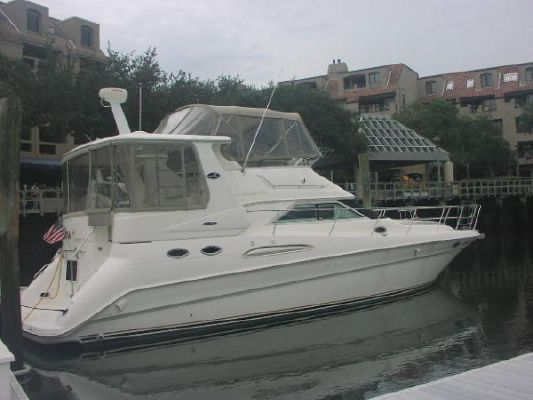 Sea Ray 420 Aft Cabin(Bow Thruster) 2001 Aft Cabin Sea Ray Boats for Sale