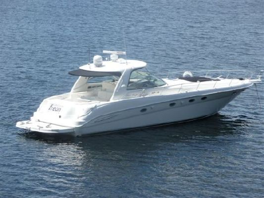 2001 sea ray 460 sundancer  1 2001 Sea Ray 460 Sundancer