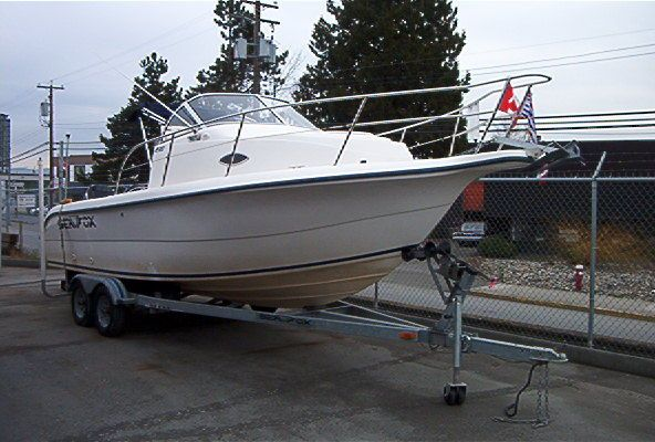 Boats for Sale & Yachts Seafox Seafox 230 2001 All Boats