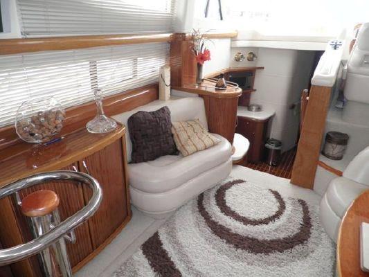 2001 sealine t46 motor yacht  10 2001 Sealine T46 Motor Yacht
