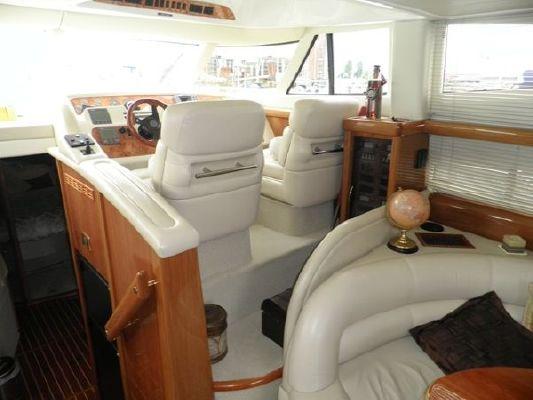 2001 sealine t46 motor yacht  12 2001 Sealine T46 Motor Yacht