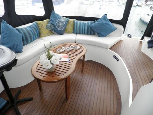 2001 sealine t46 motor yacht  6 2001 Sealine T46 Motor Yacht
