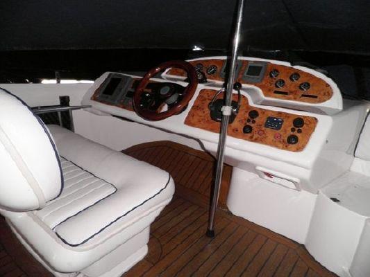 2001 sealine t46 motor yacht  8 2001 Sealine T46 Motor Yacht