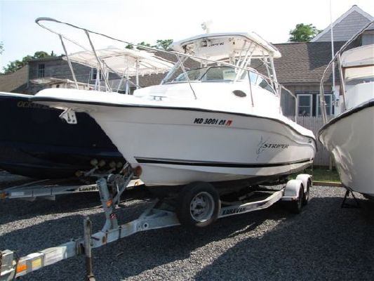 Seaswirl 2300 Walkaround 2001 All Boats Walkarounds Boats for Sale
