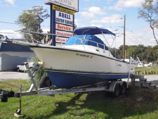 Boats for Sale & Yachts Shamrock 220 Walkaround 2001 Motor Boats