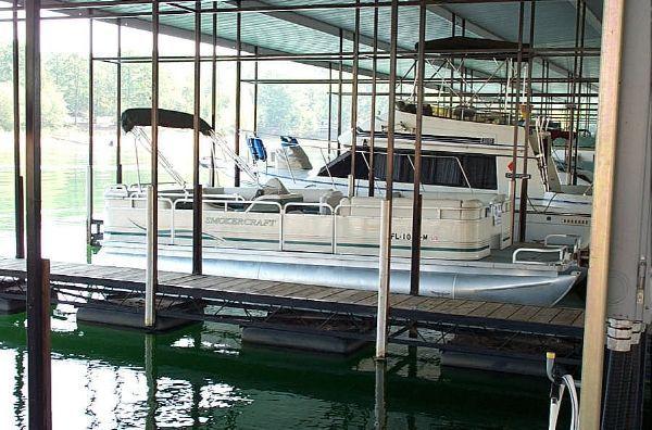 Smoker Craft 24 Pontoon 2001 Pontoon Boats for Sale