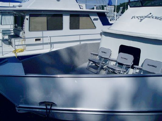 2001 thoroughbred powerboats diveboat partyboat lawenforcement  2 2001 Thoroughbred Powerboats Diveboat/Partyboat/Lawenforcement