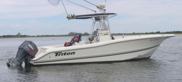Boats for Sale & Yachts Triton 2690 Center Console 2001 Triton Boats for Sale