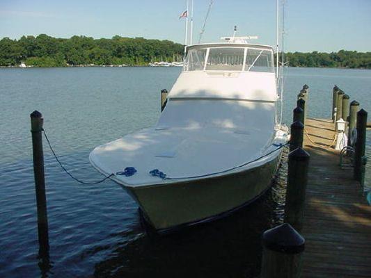 Viking 55 Sportfish 2001 Sportfishing Boats for Sale Viking Boats for Sale