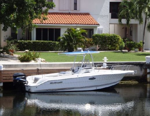 Wellcraft 230 Fisherman 2001 Wellcraft Boats for Sale