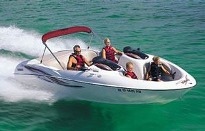 Boats for Sale & Yachts Yamaha LS2000 XP w/painted trailer 2001 Ski Boat for Sale