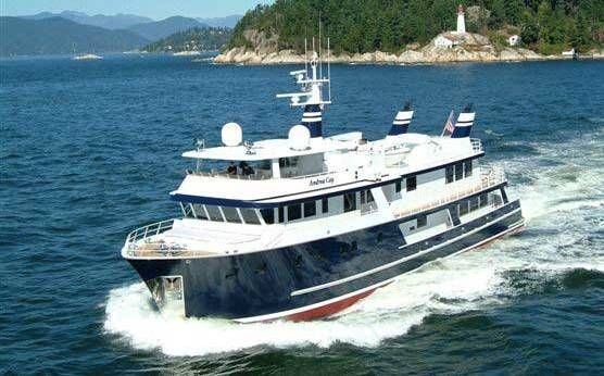 ABD Expedition Yacht 2002 All Boats