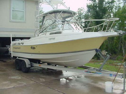 Boats for Sale & Yachts Aquasport 250 Explorer 2002 Motor Boats