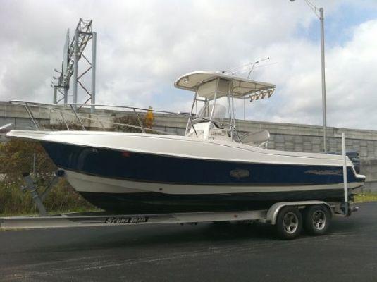 Aquasport 250 Osprey 2002 All Boats