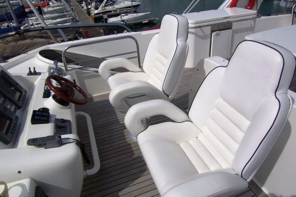 AQUASTAR GUERNSEY C.I. Aquastar 74 2002 All Boats