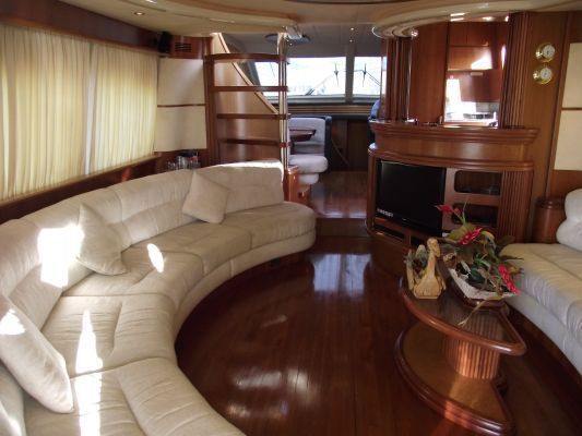 Azimut 74 Solaris 2002 Azimut Yachts for Sale