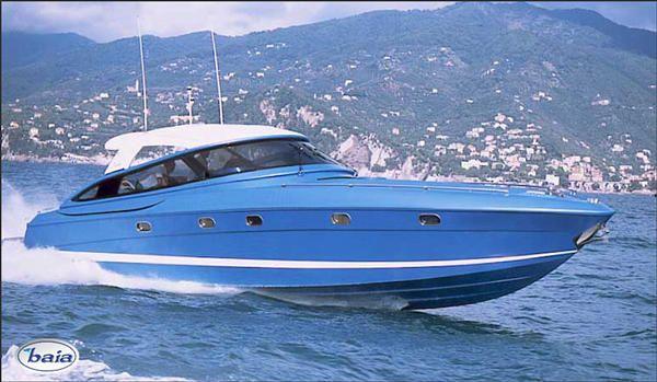 Boats for Sale & Yachts Baia 48 Flash 2002 All Boats