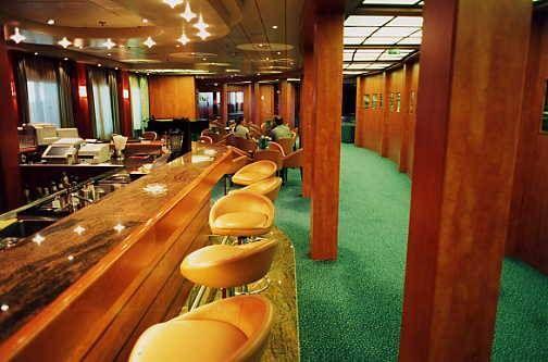 BLOHM & VOSS 840 Passenger Cruise Ship 2002 All Boats
