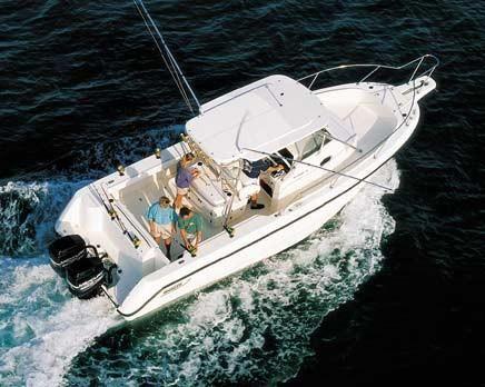Boston Whaler 290 Outrage 2002 Boston Whaler Boats