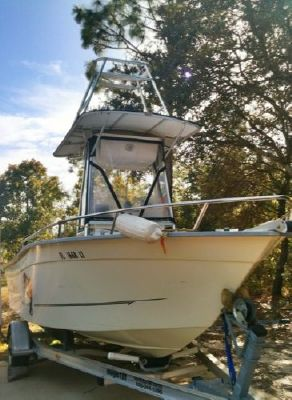 Cape Horn 19 Center Console 2002 Cape Horn Boats for Sale