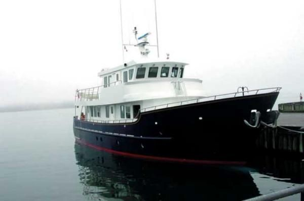 Cape Horn Boats For Sale >> 2002 Cape Horn 75 Trawler - Boats Yachts for sale