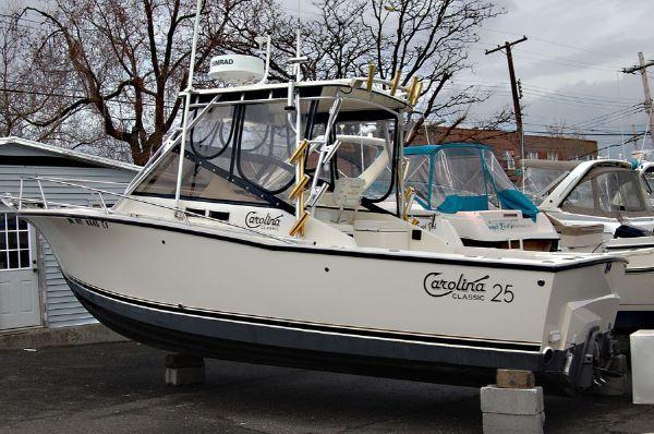 2002 carolina classic 25 express fisherman boats yachts for Express fishing boats for sale