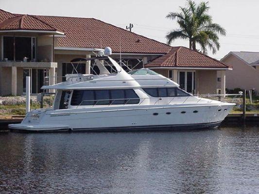 Carver 57 VOYAGER 675 VOLVO 2002 Carver Boats for Sale